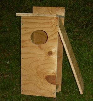 Pin Duck Nesting Box On Pinterest